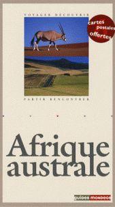 AFRIQUE AUSTRALE -GUIDES MONDEOS