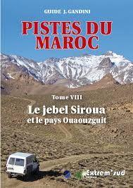 T.VIII PISTES DU MAROC
