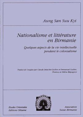 NATIONALISME ET LITTERATURE EN BIRMANIE -OLIZANE