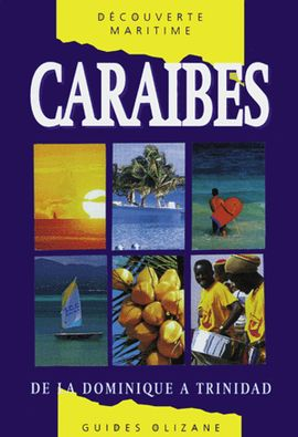 CARAIBES -GUIDES OLIZANE DECOUVERTE