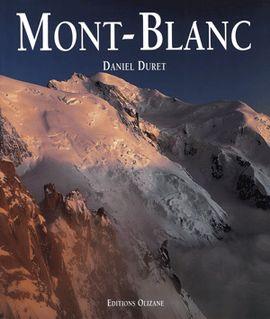 MONT-BLANC -OLIZANE BEAUX LIVRES