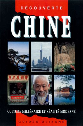 CHINE -OLIZANE DECOUVERTE