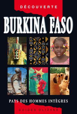 BURKINA FASO -OLIZANE DÉCOUVERTE