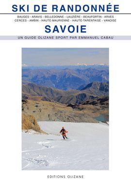 SAVOIE -SKI DE RANDONNÉE -OLIZANE SPORT