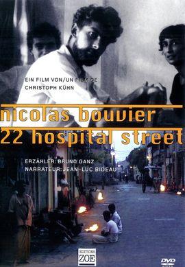NICOLAS BOUVIER, 22 HOSPITAL STREET [DVD]