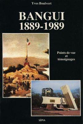 BANGUI 1889-1989