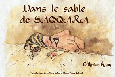 DANS LE SABLE DE SAQQARA