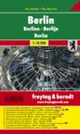 BERLIN 1:10.000 -CITY POCKET -FREYTAG & BERNDT