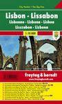 LISBON 1:17.500 -CITY POCKET -FREYTAG & BERNDT