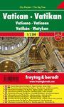VATICAN - VATIKAN 1:2.500 -CITY POCKET -FREYTAG & BERNDT