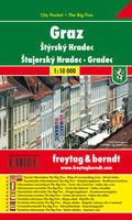 GRAZ [GRADEC] 1:10.000 -CITY POCKET -FREYTAG & BERNDT