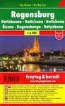 REGENSBURG [RATISBONA] 1:6.000 CITY POCKET -FREYTAG