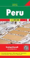 PERU 1:1.000.000 -FREYTAG & BERNDT