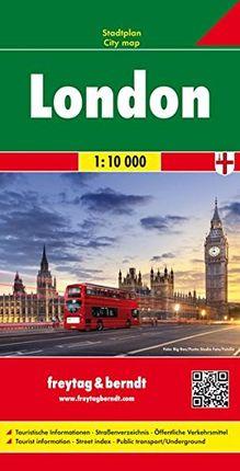 LONDON 1:10.000 - FREYTAG & BERNDT