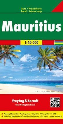 MAURITIUS 1:50.000 -FREYTAG & BERND