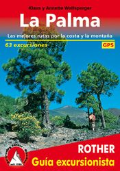 LA PALMA. GUIA EXCURSIONISTA -ROTHER