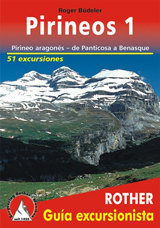 1. PIRINEOS. GUIA EXCURSIONISTA -ROTHER