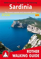 SARDINIA -ROTHER WALKING GUIDE