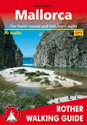 MALLORCA -ROTHER WALKING GUIDE