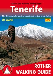 TENERIFE -ROTHER WALKING GUIDE