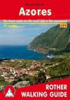 AZORES -ROTHER WALKING GUIDE