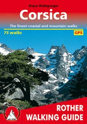 CORSICA -ROTHER WALKING GUIDE
