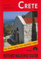 CRETE EAST -ROTHER WALKING GUIDE