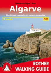 ALGARVE [ENG]. WALKING GUIDE -ROTHER