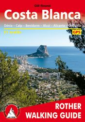COSTA BLANCA -WALKING GUIDE -ROTHER