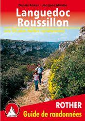 // LANGUEDOC ROUSILLON -GUIDE DE RANDONNEES -ROTHER
