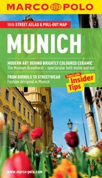 MUNICH [ENG] -GUIDE -MARCO POLO
