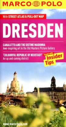 DRESDEN- MARCO POLO GUIDE