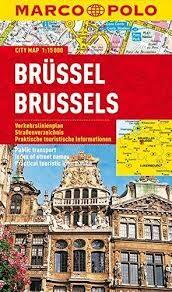 BRUSSEL BRUSELAS 1:15.000 -MARCO POLO