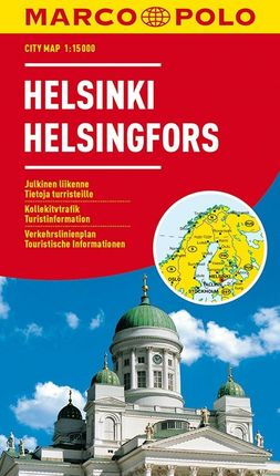 HELSINKI / HELSINGFORS [1:15.000] -MARCO POLO