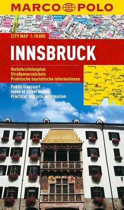 INNSBRUCK [1:10.000] -MARCO POLO