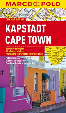 CAPE TOWN / KAPSTADT [1:15.000] -MARCO POLO
