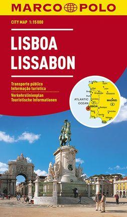 LISBOA / LISSABON [1:15.000] -MARCO POLO