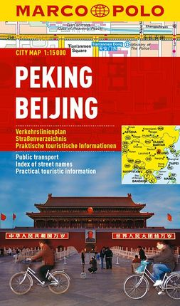 PEKING / BEIJING [1:15.000] -MARCO POLO
