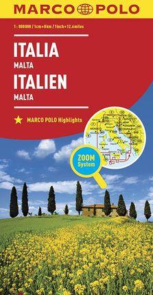 ITALIA / ITALIEN [1:800.000] -MARCO POLO