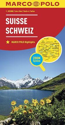SUISSE / SCHWEIZ [1:303.000] -MARCO POLO