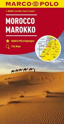 MOROCCO / MAROKKO [1:800.000] -MARCO POLO