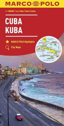 CUBA 1:1.000.000- MARCO POLO