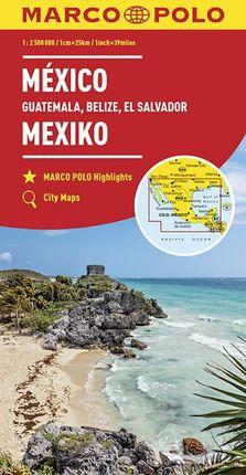 MÉXICO [1:2.500.000] -MARCO POLO