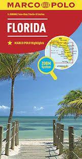 FLORIDA 1:800.000 -MARCO POLO