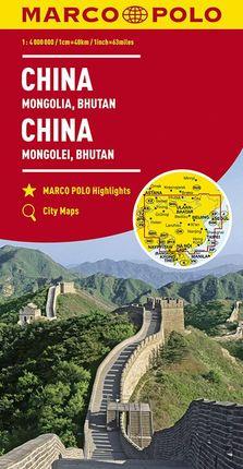 CHINA [1:4.000.000] -MARCO POLO