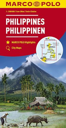 PHILIPPINES [1:2.000.000] -MARCO POLO