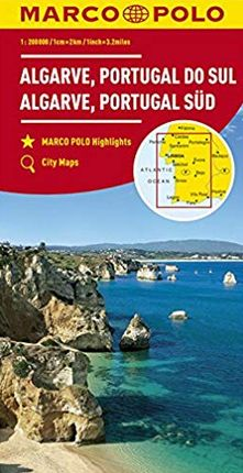 ALGARVE [1:200.000] -MARCO POLO