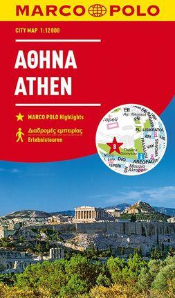 ATHEN / ATHENS [1:12.000] -MARCO POLO