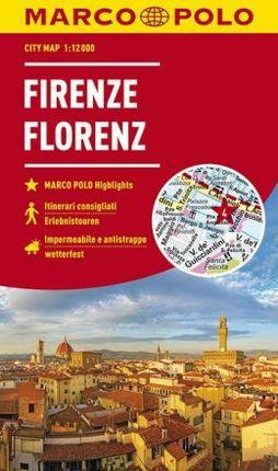 FIRENZE / FLORENZ [1:12.000] -MARCO POLO