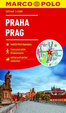 PRAG PRAGUE [1:12.000] -MARCO POLO